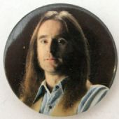 Status Quo - 'Francis Rossi' Vintage Large Button Badge